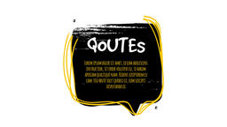 Handdrawn Quote Titles Premiere Pro Template