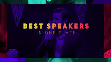 Event Presentation After Effects Template