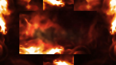 Smoke And Fire Animation