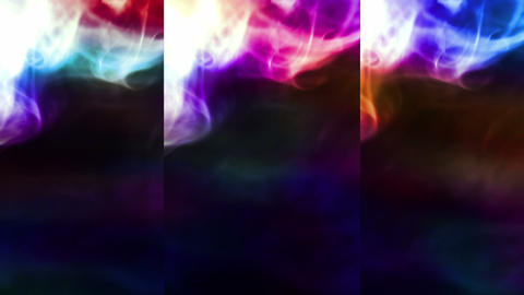 Colorful Smoke Animation