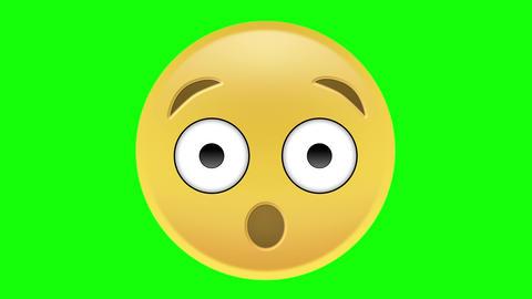 Wow Emoji Animation
