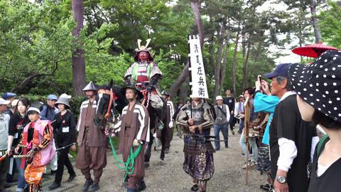 Japanese Bushi Festival Live Action