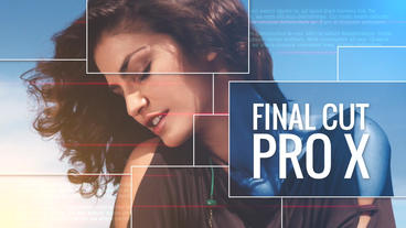Presentation Templates For Apple Motion 5 & FCP X 1