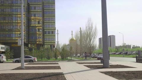 Center of new Astana 영상물