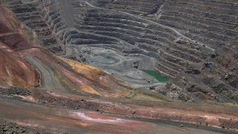 Gold Mine, Karlgoorlie, Western Australia 영상물