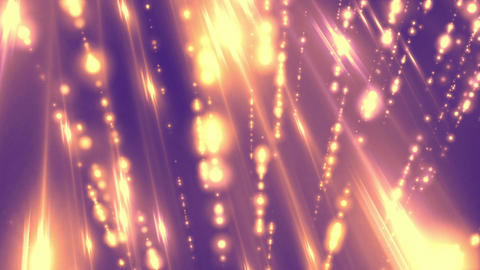 Light Glitters 21 Loopable Background stock footage