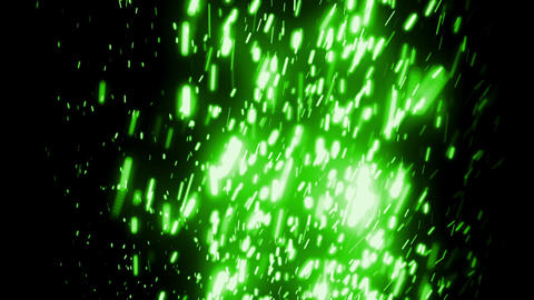 Heavenly Particles 5 Loopable Background Animation