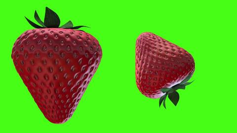 Strawberry fruit food fresh ライブ動画