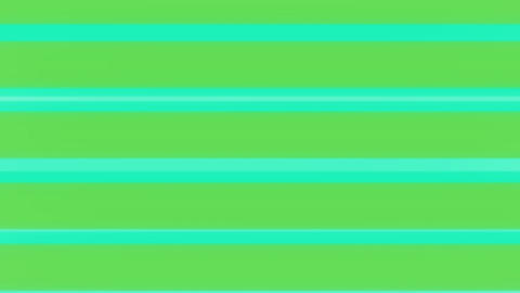 緑ストライプ効果線 CG動画素材
