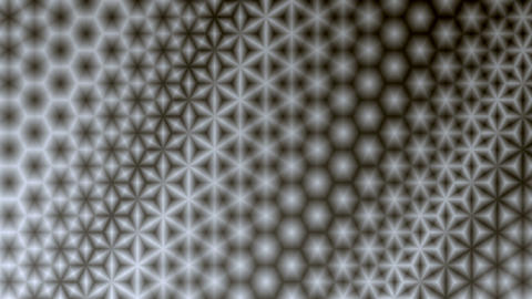 Starry Monochrome Pattern Background Animation