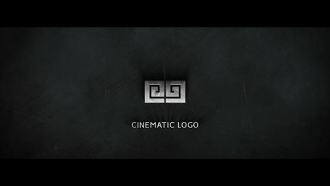 Cinematic Logo After Effectsテンプレート