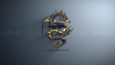 Metallic Logo V01 After Effects Template