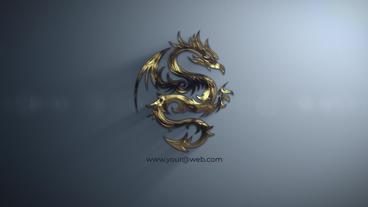 Metallic Logo V01 애프터 이펙트 템플릿