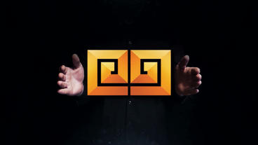 HANDS LOGO After Effects Template