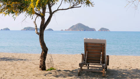 Fethiye, turkey, majestic summer travel destination, gorgeous beach sea view Footage