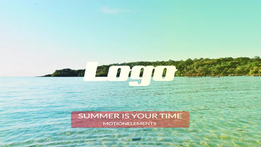 Active Summer Opener After Effects Template