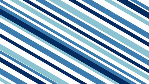 Blue_Stripe_Loop CG動画素材