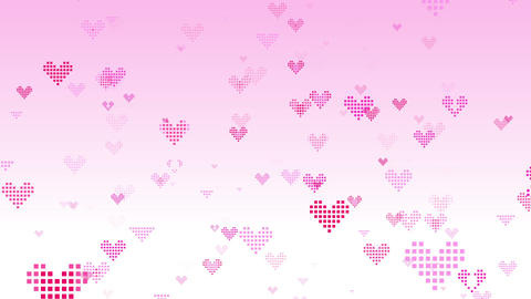 Heart_Digital_BG CG動画