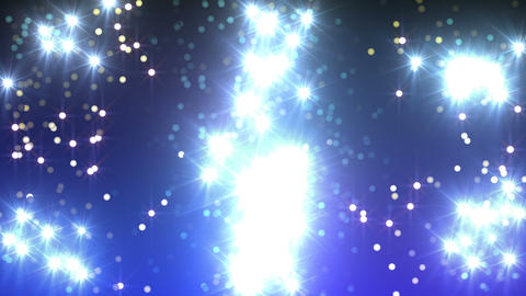 Illumination space B3L8 4k CG動画