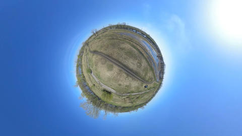 Little Tiny Planet Footage