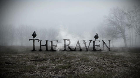 THE RAVEN After Effects Template