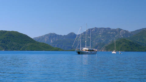 Marmaris, Turkey, Daily life Summer Travel Destination Footage