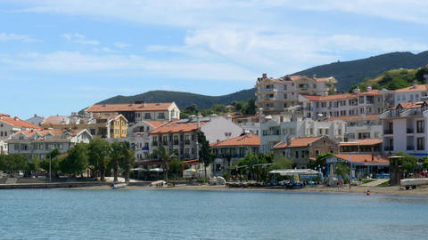 Datca, Turkey, Daily life Summer Travel Destination Live Action