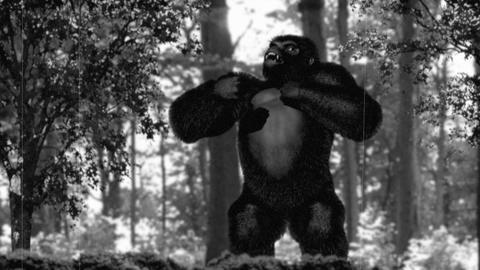 [alt video] Gigantic Monster Ape