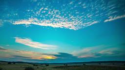 Sunset sun nature gold eveningsky ビデオ
