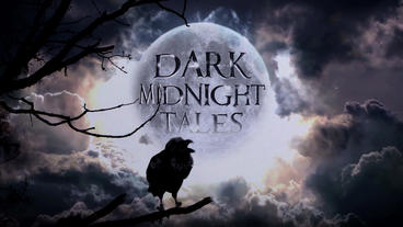 DARK MIDNIGHT TALES After Effects Template