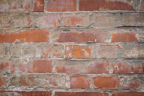 Background of a brick wall Fotografía