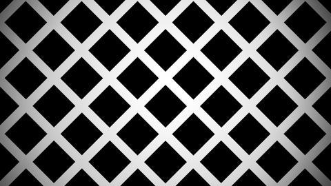 crossing grid Animation