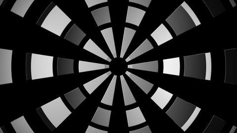 rotating grid Animation