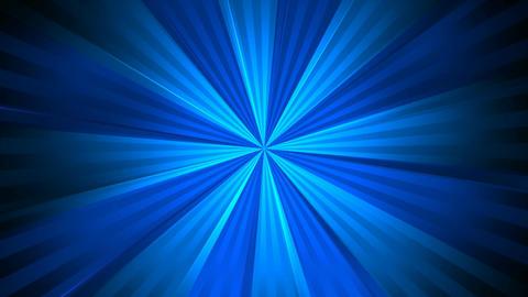 blue rays Animation