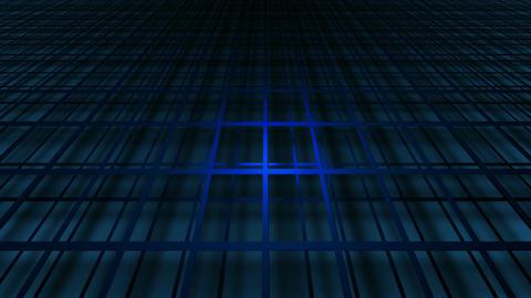 grid floor Stock Video Footage