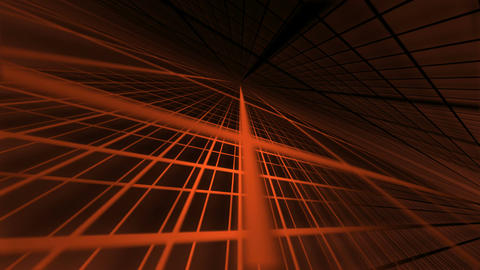 grid space Stock Video Footage