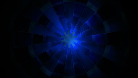 shine tunnel Animation