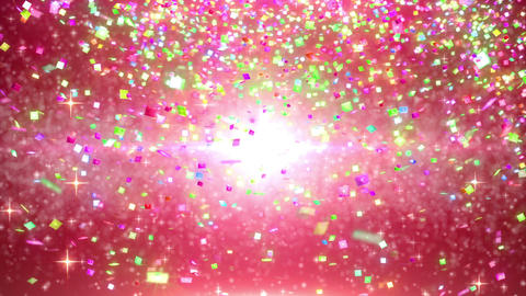 conffetti particule festival 01C Animation