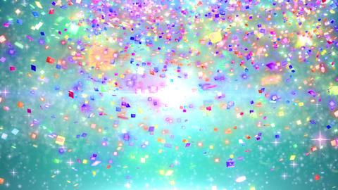 conffetti particule festival 01E Animation