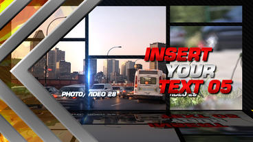 Sport Commercial Extended - After Effects Template After Effectsテンプレート