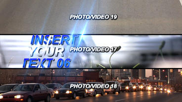 Action & Sports Pack - After Effects Templates