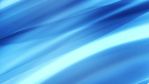 Abstract waving background, blue tint Stock Video Footage