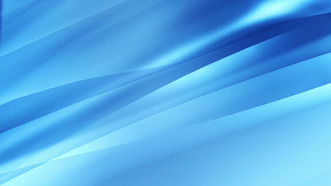 Abstract waving background, blue tint Animation