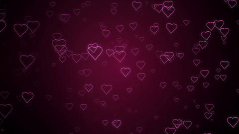 Hearts Animation