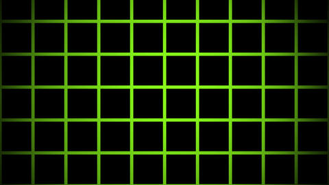 green grid Stock Video Footage