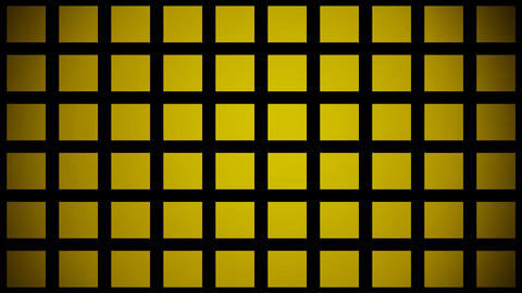 yellow square Stock Video Footage