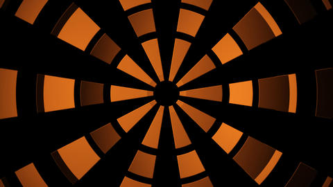 brown rotating Animation
