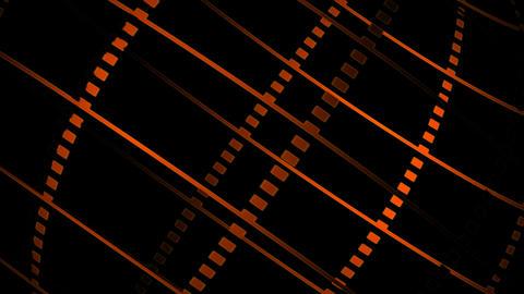 orange room Stock Video Footage