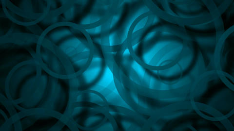 rings overlay Stock Video Footage
