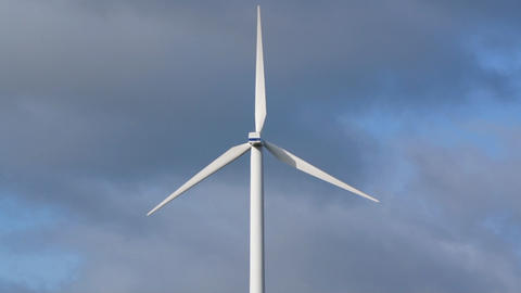 Wind Generator stock footage